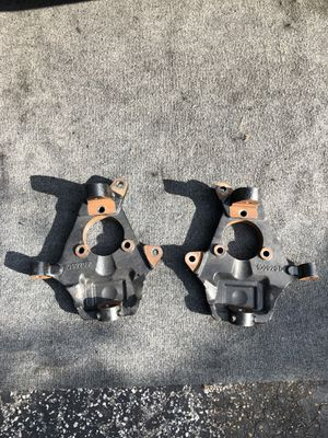 1999-2006 Silverado 2in drop spindles for Sale in Davie, FL