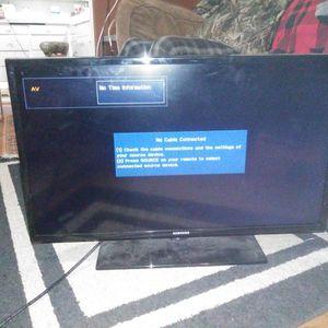 """32"""" Samsung Tv for Sale in Stockton, CA"""