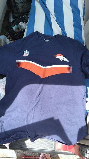 Reebok kids xl adult small Denver Broncos shirt for Sale in Boulder, CO