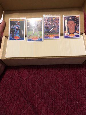 1989 score baseball card set complete mint for Sale in Beltsville, MD