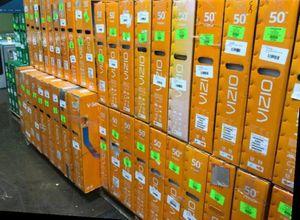 """Brand New Sceptre 43"""" TV open box w/ warranty YF for Sale in Westminster, CA"""