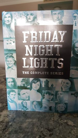 FRIDAY NIGHT LIGHTS Television series DVD FULL SERIES! for Sale in Jupiter, FL