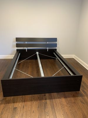 IKEA Hopen full bed frame for Sale in Chappaqua, NY