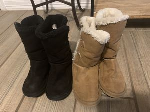 Girls boots size 13 for Sale in McAllen, TX