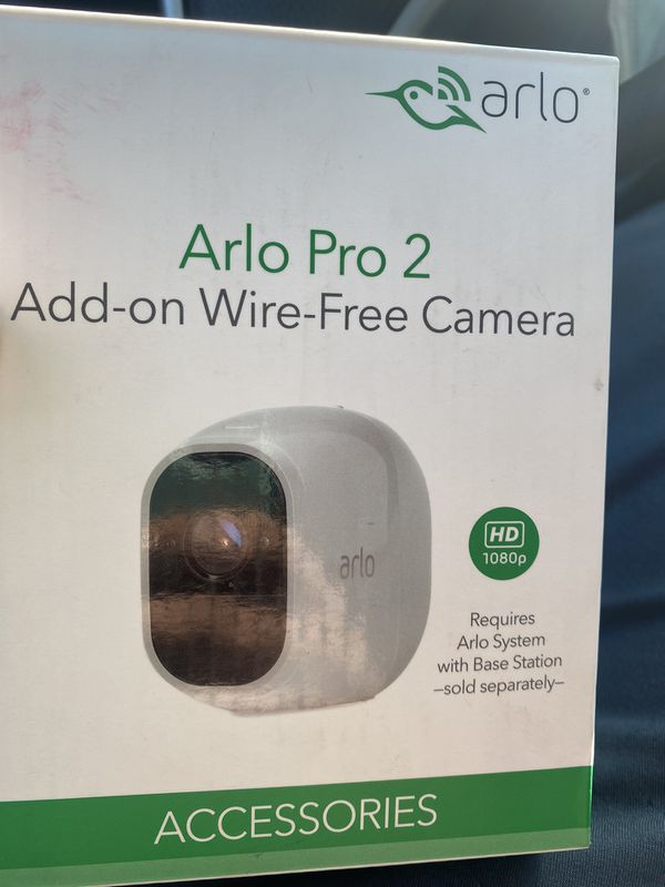 Arlo Pro 2 security camera (add-on)