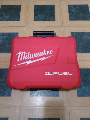 Milwaukee Case 2604-22 For Hammer Drill Fuel 18 Volt for Sale in Lincoln, NE