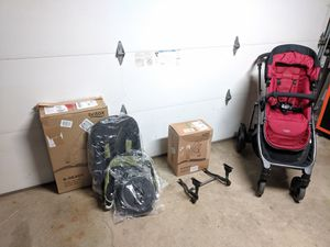 2017 Britax DOUBLE stroller for Sale in Fremont, CA