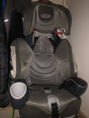 Convertible car seat to booster covers are removable to wash for Sale in Hyattsville, MD