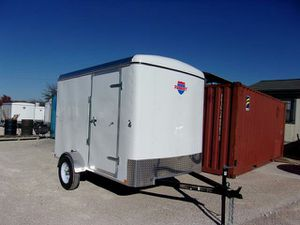 UTILITY TRAILER.5X8.MINT CONDITION for Sale in Portland, OR