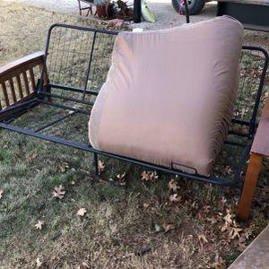 Futon And Cushion for Sale in Abilene, TX