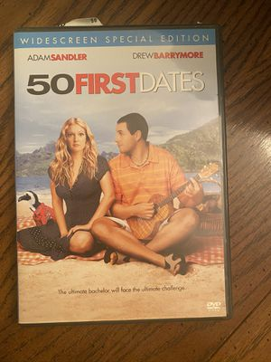 50 First Dates DVD for Sale in Aliquippa, PA