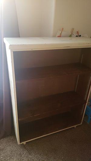 real wood bookshelve for Sale in Riverside, CA