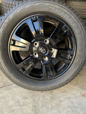 "Toyota Tundra wheels and tires 20"" for Sale in Sylmar, CA"