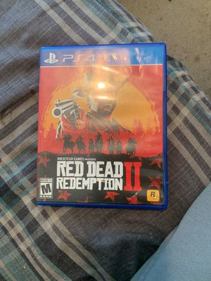 Read dead redemption 2 for Sale in Brooklyn Park, MD
