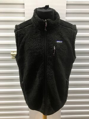 Patagonia Men's Black Vest for Sale in Napa, CA