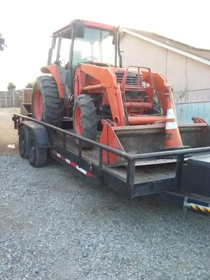 Yard clean up tractor services for sale for Sale in Victorville, CA