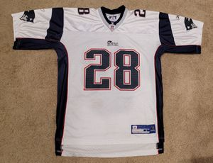Patriots Jersey. Corey Dillon Reebok Large for Sale in Ontario, CA