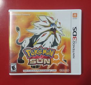 3DS Pokemon Sun for Sale in Las Vegas, NV