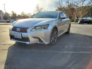 2013 Lexus Gs350 F-Sport / Gs 350 / Excellent for Sale in San Marcos, CA