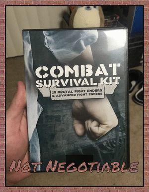 Combat Survival kit (DVD) for Sale in Philadelphia, PA