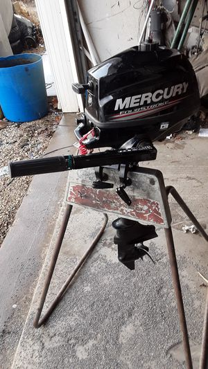 Mercuary four stroke outboard for Sale in Leland, IL