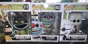 Disney The Nightmare Before Christmas 25 Years Funko Pop for Sale in Coral Gables, FL