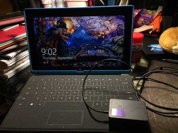Windows Surface RT 25GB
