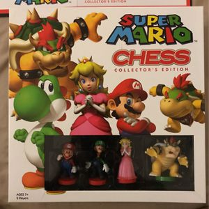 Super Mario Chess Collector's Edition for Sale in San Diego, CA