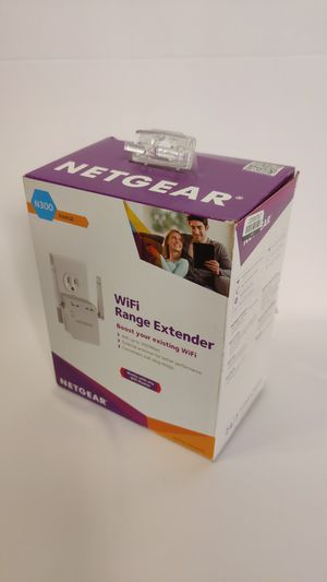 Netgear N300 WiFi Range Extender for Sale in Sahuarita, AZ
