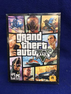 New!!! Grant Theft Auto 5 PC Game for Sale in Biscayne Park, FL