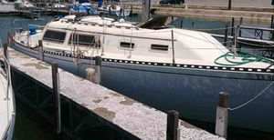 30' Sailboat. NEW SAILS for Sale in Fort Worth, TX