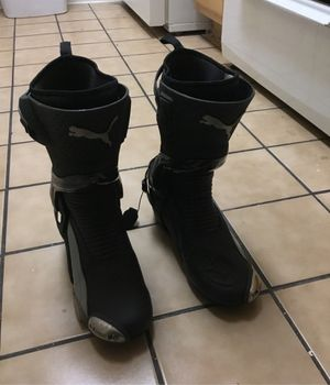 Palmer motorcycle boots 🥾 for Sale in Washington, DC