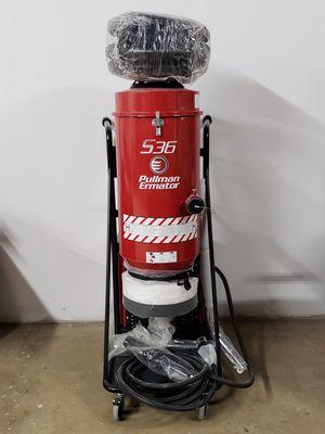 Ermator S36 Hepa Vacuum 230v for Sale in Rockville, MD