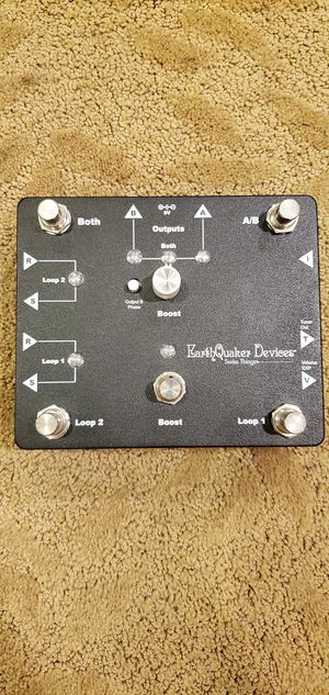 Earthquaker Devices Swiss Things Guitar Utility Pedal for Sale in Fullerton, CA