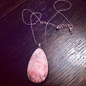 Rhodonite pendant for Sale in Purcellville, VA