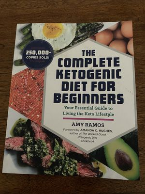 Brand new keto book/recipes for Sale in St. Petersburg, FL