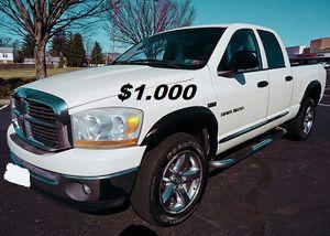 🌸$1,OOO Selling my 2006 Dodge Ram 1500 SLT.🌸 for Sale in Atlanta, GA