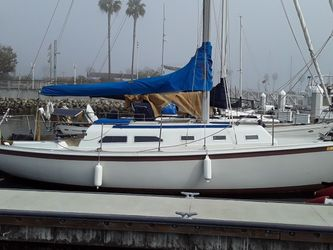1975 Ericson Yachts 32-2 sailboat - $16,500 (Slip Transferable) for Sale in Los Angeles,  CA