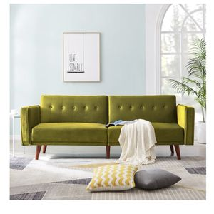 Way fair Convertable couch (Futon) for Sale in Brooklyn, NY