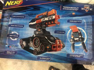 nerf n strike elite terrascout for Sale in Bothell, WA