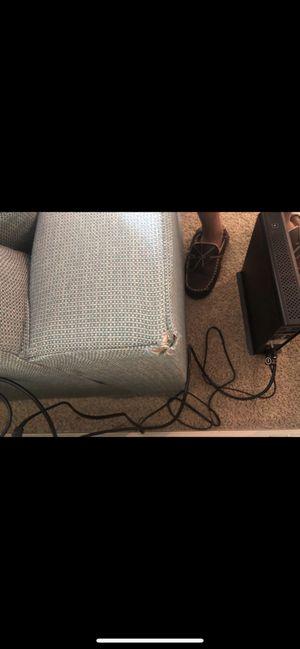 Fabric sofa for Sale in Macon, GA