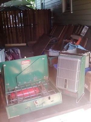 Camp stove Camp heater for Sale in Castro Valley, CA