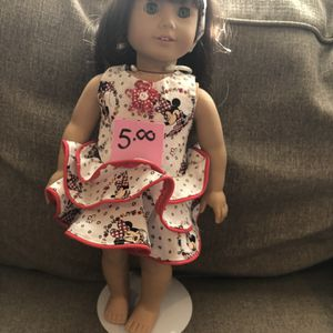 18 Inch Hand sewn Doll Clothes for Sale in Beaumont, CA