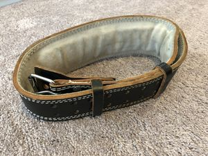 Weight Lifting Belt for Sale in Austin, TX