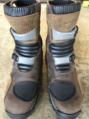 Forma Adventure Low Motorcycle Touring Adventure Boots for Sale in Tualatin, OR