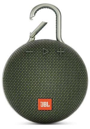 JBL CLIP GREEN Portable Bluetooth/Wireless/Waterproof Speaker for Sale in Gardena, CA