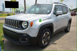 2016 Jeep Renagade for Sale in Houston, TX
