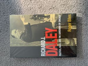 Richard J Daley Book for Sale in Chicago, IL