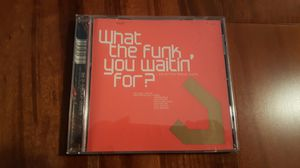 What the Funk You Waitin' For? - 1999 - Dance and Electronica cd for Sale in Orlando, FL