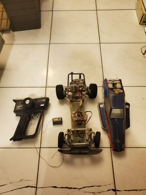 Vintage Tamiya Sand Scorcher RC Car *Reasonable Offers* for Sale in Huntington Beach, CA